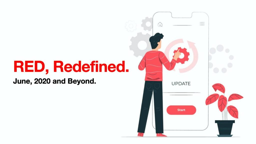 RED, Redefined
